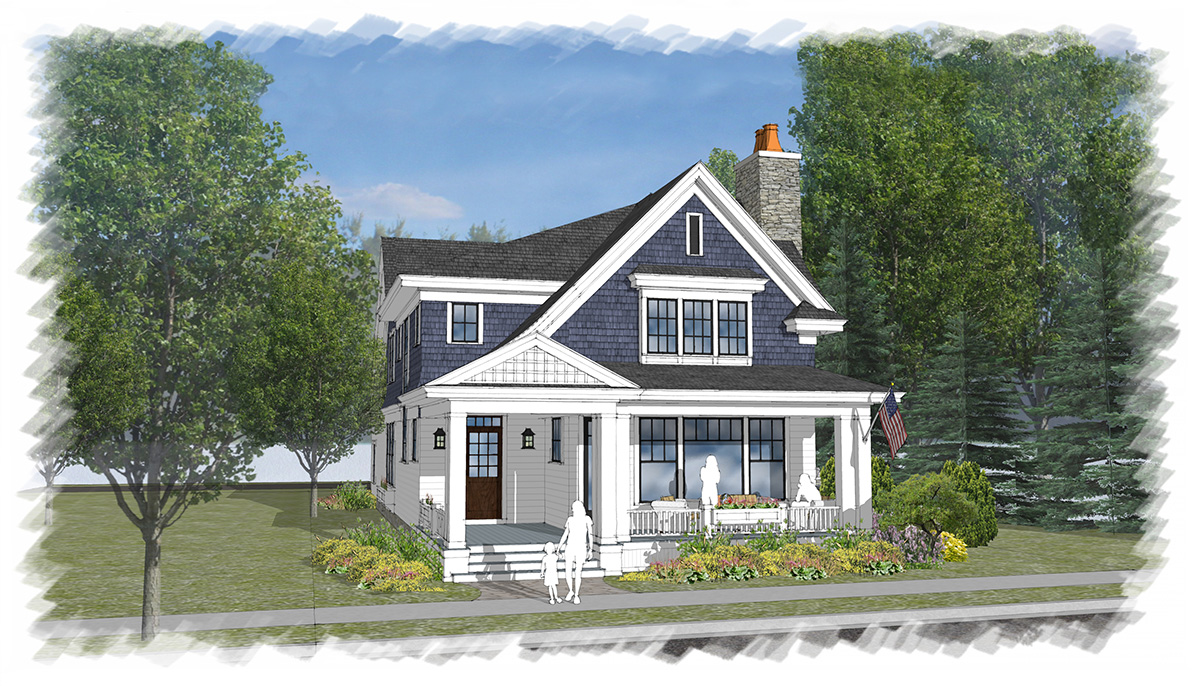 HARBOR COTTAGES LOT 5