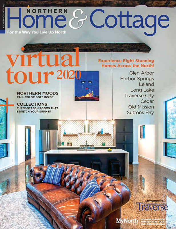 northern home and cottage cover nov 2020